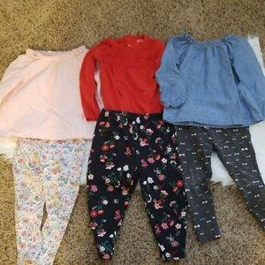 Carter outfit bundle
